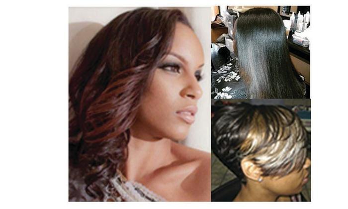 Debonair Hair at Salons by JC - Pearland: Up to 56% Off Women's Style and Haircut at Debonair Hair at Salons by JC