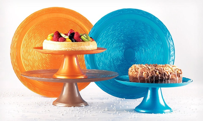 Global Amici Pedestal Cake Stands: Global Amici Pedestal Cake Stand (Up to Half Off). 8 Options. Free Shipping on Purchases of $15 or More. Free Returns.