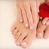 Up to 56% Off Mani-Pedis at World Nails