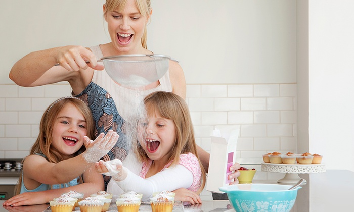 Gimmee Some Sugar - Riviera/Westchester: Cupcake or Cake Class for Two or Four at Gimmee Some Sugar (Up to 42% Off)