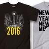 Men's New Year Tees