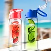 Pure Flavour 2 Go Water Bottle Two-Pack
