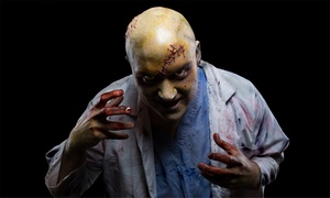 Hall of Horrors: Haunted House Admission for Two at Hall of Horrors (Up to 50% Off). Five Options Available.