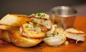 Victor's Restaurant and Bar: American Dinner or Brunch for Two or Four at Victor's Restaurant and Bar (Up to 40% Off)