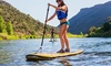 Salmon Bay Paddle - Elks Club: 90-Minute Standup-Paddleboarding Lesson for Two or Four People from Salmon Bay Paddle (Up to 50% Off)