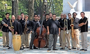 Jazz and Spirit: Jazz and Spirit with Arturo O'Farrill and the Afro Latin Jazz Orchestra on Saturday, May 21, at 8 p.m.