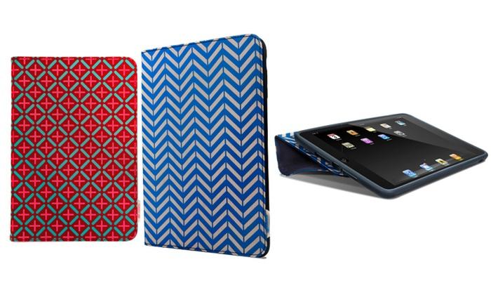 iPad mini Case: iPad mini Case in Bloom or Herringbone Design. Free Returns.