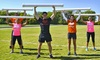 Fitness Now LLC - Multiple Locations: Four-, Eight-, or Twelve-Week Boot Camp at Transformation Boot Camp (Up to 78% Off). 13 Locations Available.