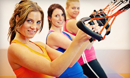 10 or 15 Boot-Camp Classes, or 10 TRX or TRX-Kettlebell Classes at Real Body Bootcamp (Up to 82% Off)