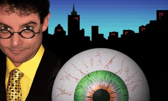 "Sam Eaton's ""The Quantum Eye"" - Mentalism & Magic Show - Theatre 80: $23 to See Sam Eaton's ""The Quantum Eye"" – Mentalism & Magic Show at Theatre 80 (Up to $53.78 Value)"