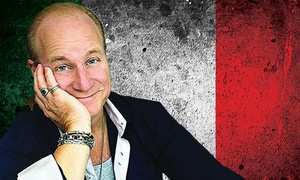 Mike Marino: Mike Marino at Paramount Theatre on Friday, August 14, at 8 p.m. (Up to 53% Off)