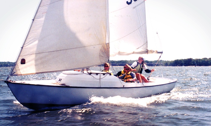 Annapolis Sailing School - Annapolis: Two-Hour Sailing Lesson from Annapolis Sailing School (Up to 58% Off)