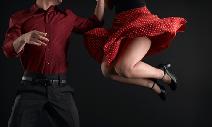 Hot Club of Durham - Raleigh / Durham: 6, 12, or 18 Beginner Swing-Dance Classes at Hot Club of Durham (Up to 82% Off)