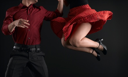 6 Beginner Swing-Dance Classes (up to a $75 value) - Hot Club of Durham in Durham