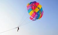 1 tour de parachute ascensionnel pour 1, 2 ou 3 personnes dès 49,90 € avec Nikaïa Water Sport
