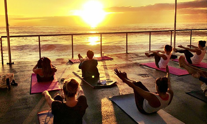 Yoga By The Sea Up To 74 Off Bondi Beach Groupon