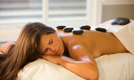 One 60-Minute Hot-Stone Massage or Two 30-Minute Massages at Mauldin Massage & Day Spa (Up to 50% Off)