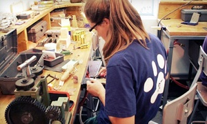 Stonybrook Fine Arts: Jewelry-Making Class or Welding Workshop for One or Two at Stonybrook Fine Arts (Up to 54% Off)
