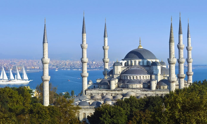 8-Day Turkey Tour with Airfare from Friendly Planet Travel - Istanbul, Troy, Canakkale: 8-Day Tour of Turkey with Airfare and 4-Star Hotels from Friendly Planet Travel. Price/Person Based on Double Occupancy.