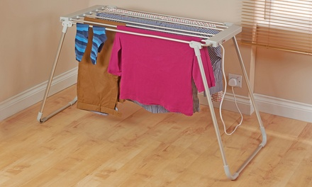 Heated Foldaway Electric Airer from £26.99 With Free Delivery...