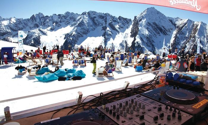 Minus Zero Festival - Mountain High Resort: Minus Zero Festival at Mountain High Resort on February 28 or March 1 (Up to 50% Off)