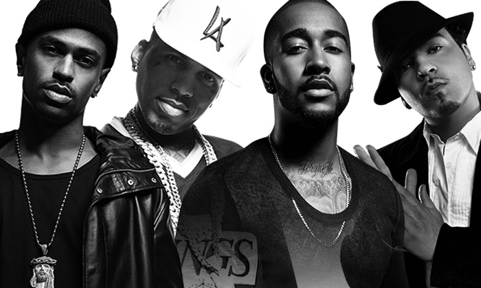B95 Fresno Holiday Jam - Selland Arena at Fresno Convention and Entertainment Center: B95 Fresno Holiday Jam with Big Sean, Kid Ink, Omarion, Baby Bash and More on Saturday, December 12, at 7 p.m.