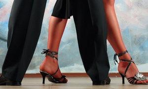 Step By Step Dance Studio: One Private Dance Lesson and Five Group Lessons for One or Two at Step By Step Dance Studio (Up to 79% Off)