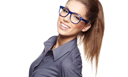 Eye Exam and $200 or $400 Credit Toward Glasses or Sunglasses at Your Eyes Opticians (Up to 90%Off)
