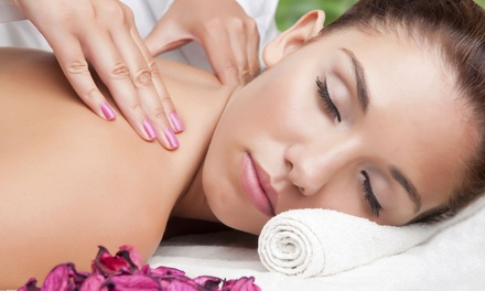 60-Minute Massage with Chiropractic Exam and Adjustment at LV Chiropractic and Wellness (85% Off)