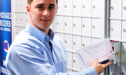 Up to 52% Off 6-month mailbox rental  at The Mail Center