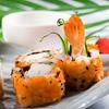 Half Off at Izumi Sushi Asian Bistro & Lounge