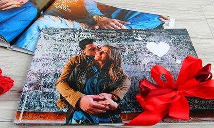Fotolibro A4 personalizado Paisaje con tapa dura de hasta 100 páginas desde 4,99 € en Colorland