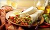 Tink a Tako (5, 11, and 14) - Multiple Locations: Fajitas and Nachos Meal for Four $10 for $20 Worth of Mexican Food at Tink-A-Tako