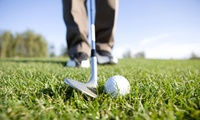 18 Holes of Golf and a Pint of Beer for Two or Four at Chorlton Cum Hardy Golf Club
