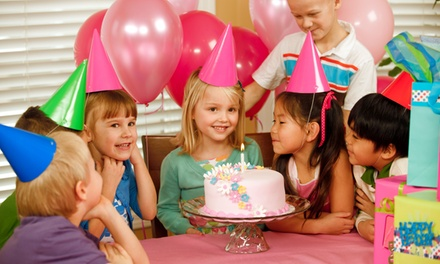 $65 Minute Birthday Party Package for Up to 10 Children at Kidz Digz Indoor Playcentre & Cafe Up to $140 Value