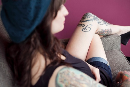 Three Hours of Tattooing at Kartel Studio (55% Off)