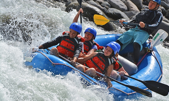 Image result for rafting 3-4 tour costa rica