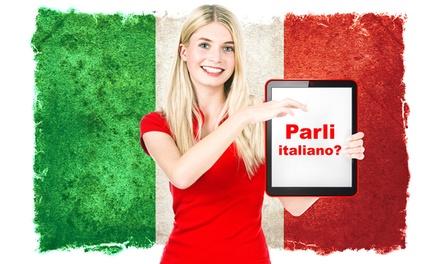 Online-Kurs Italienisch für Anfänger , optional mit Fernlehrerbetreuung, von Laudius (bis zu 91% sparen*)