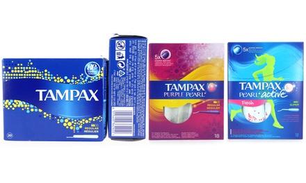 Multipack Tampax