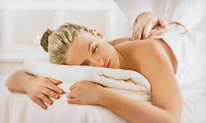 Virtú Spa - Greenwood Hills: 60- or 90-Minute Therapeutic Massage at Virtú Spa (Up to 54% Off)