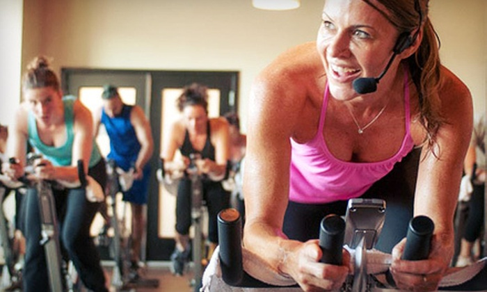 Live Love Flow + Flow Cycle Seattle - Live Love Flow: 10 Drop-In Cycling Classes or One Month of Unlimited Classes at Live Love Flow + Flow Cycle Seattle (Up to 67% Off)