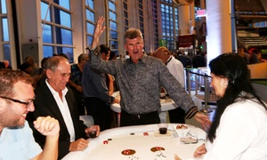 Fish 'N Chips Casino Party: One or Two Tickets to the Miami Marlins Fish 'N Chips Casino Party at Marlins Park on Thursday, May 21, at 6:30 p.m.