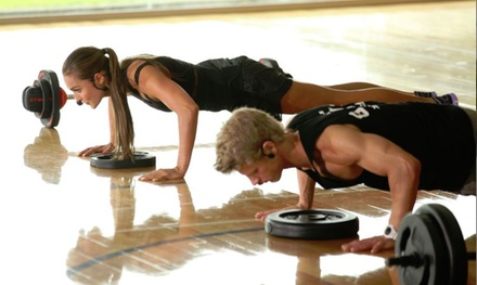 1 or 3 Months of Unlimited Functional Fitness Classes (Up to 78% Off)