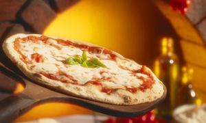 Ristorante Corona del Re: Menu pizza con dolce e birra in riva al lago fino a 8 persone al Ristorante Corona del Re (sconto fino a 63%)