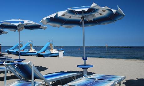 Villa Rosa, Abruzzo: fino a 7 notti all inclusive per 1 persona all'Hotel San Remo