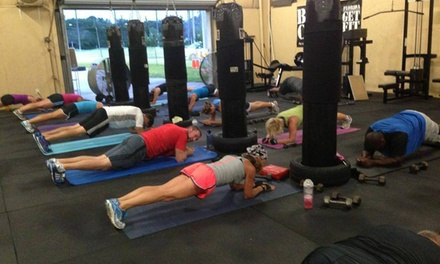 One or Two-Month Membership with Unlimited Classes at Florida Get Fit (Up to 73% Off)