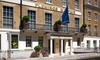 Flemings Mayfair Hotel - Mayfair: Traditional or Champagne Afternoon Tea For two at Flemings Mayfair Hotel (50% Off)
