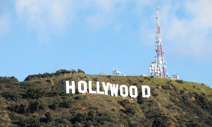 Rockin Hollywood Tours - Hollywood: Two-Hour Hollywood-Sights Tour for One or Five from Rockin Hollywood Tours (Up to 58% Off)