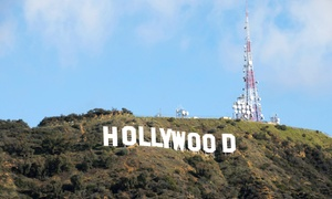 Rockin Hollywood Tours: Two-Hour Hollywood-Sights Tour for One or Five from Rockin Hollywood Tours (Up to 58% Off)