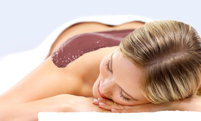 A Blissful Balance - Knoxville: One or Two Pumpkin-Spice or Cranberry-Bog Body Wraps at A Blissful Balance (Up to 52% Off)